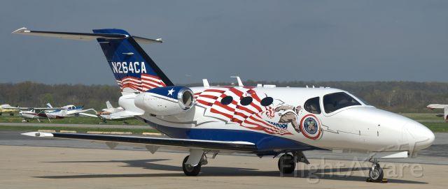 Cessna Citation Mustang (N264CA)