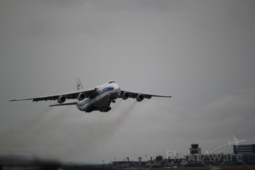 Antonov An-124 Ruslan (RNA82074)