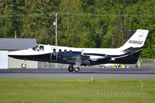 Cessna 500 Citation 1 (N100GG)