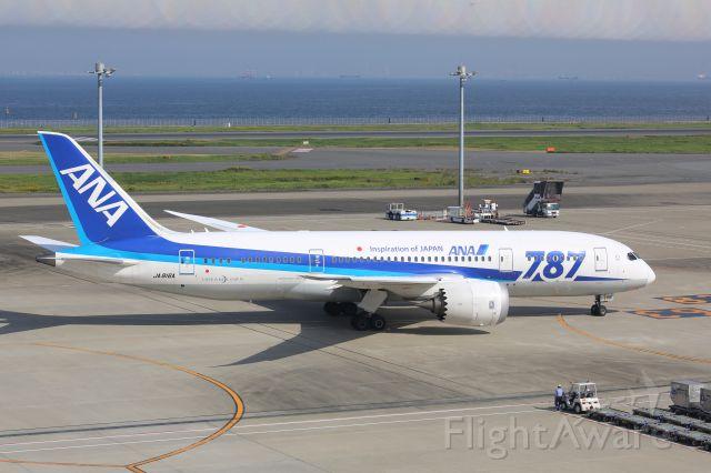 Boeing 787-8 (JA816A)