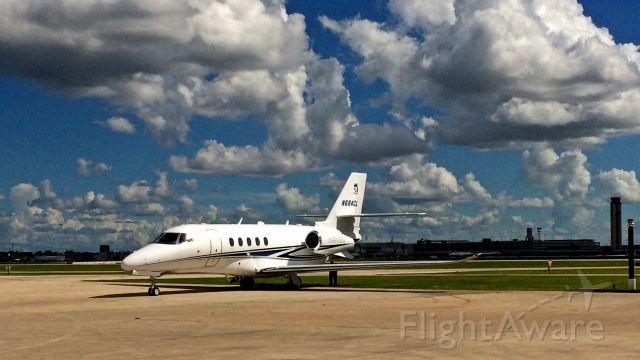 Cessna Citation Sovereign (N684CL) - Cessna Citation Latitude