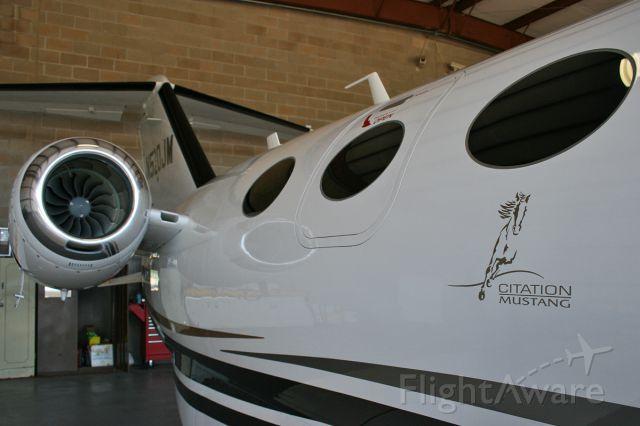 Cessna Citation Mustang (N520JM)