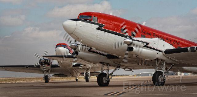 Douglas DC-3 (turbine) —