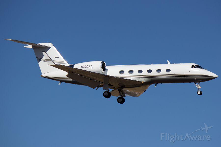 Gulfstream Aerospace Gulfstream IV (N207AA) - 3/19/15
