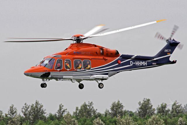 BELL-AGUSTA AB-139 (D-HHMH) - AgustaWestland AW139