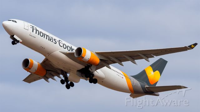 Airbus A330-200 (G-MLJL)