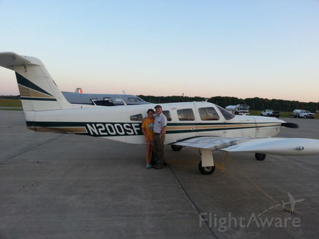Piper Saratoga (N200SF) - OWNERS ERIC AND SHERRI LAY!!!!!.....What an awesome CAPT Eric is!!!!!