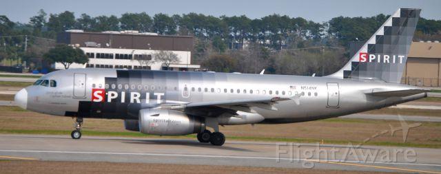 Airbus A320 (N514NK)