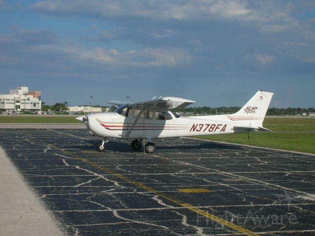 Cessna Skyhawk (N378FA) - NavII Equipped  ©Miguel Vidal