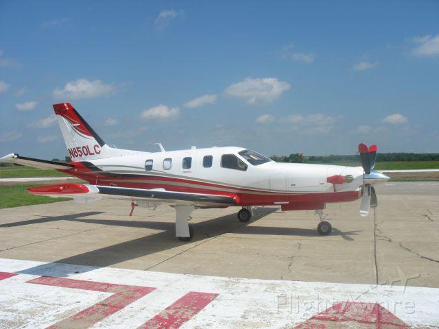 Socata TBM-850 (N850LC)