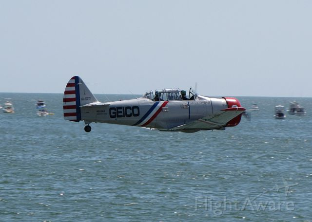 N62382 — - Geico Skywriter #6 at Thunder over the Boardwalk 2011 in Atlantic City, NJ
