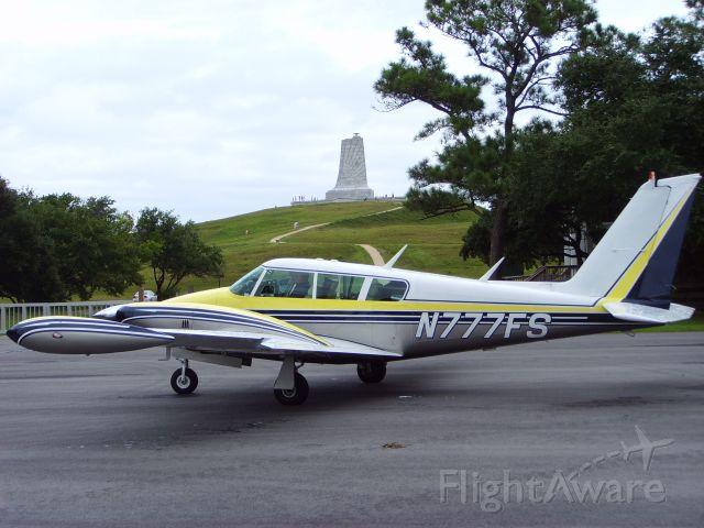 Piper PA-30 Twin Comanche (N777FS) - Kill Devil Hills