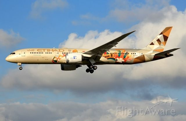 Boeing 787-9 Dreamliner (A6-BLH)