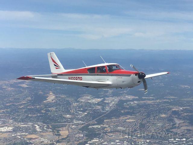 Piper PA-24 Comanche (N6697P)