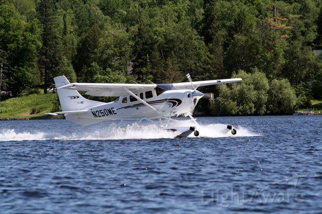 Cessna 206 Stationair (N250ME) - Pike Lake - Duluth, MN