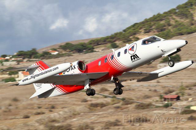 Learjet 35 (D-CFAX)