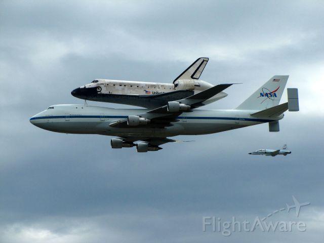 BOEING 747-100 (N905NA)