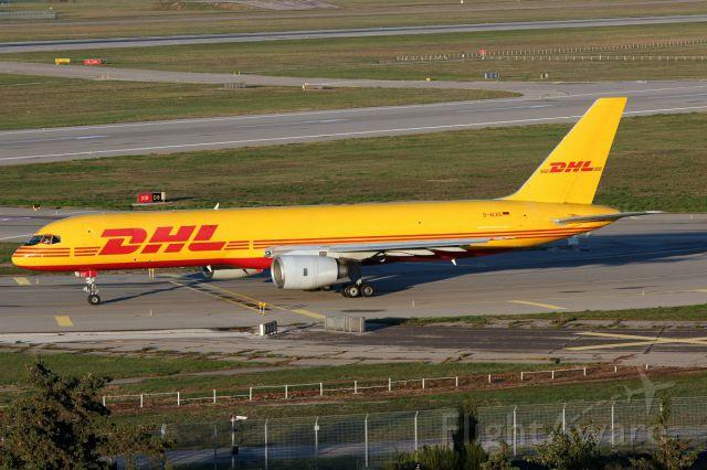 Boeing 757-200 (D-ALEE) - 13 nov 2014