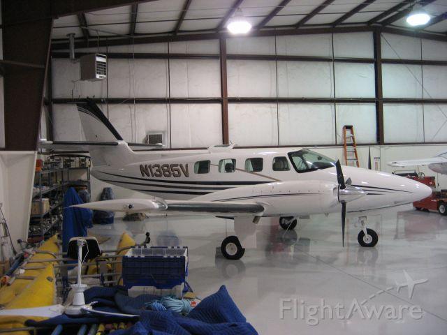 Cessna T303 Crusader (N1385V)