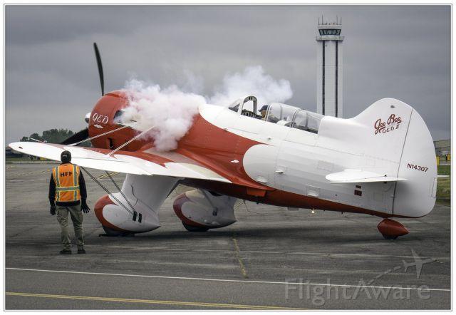 N14307 — - Historic Flight Foundation