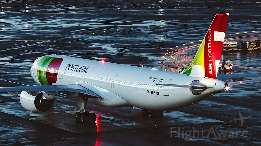 AIRBUS A-330-900 (CS-TUP)