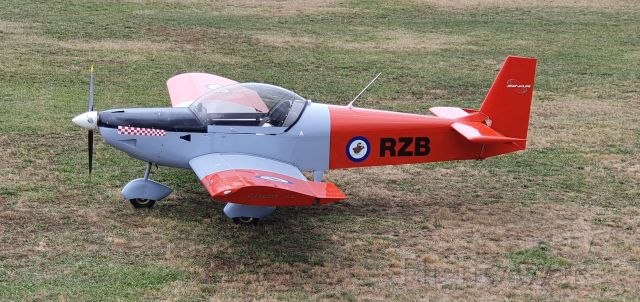 ZK-RZB — - LSA REGISTERED AS MICROLITE<br />ROTAX 912ULS