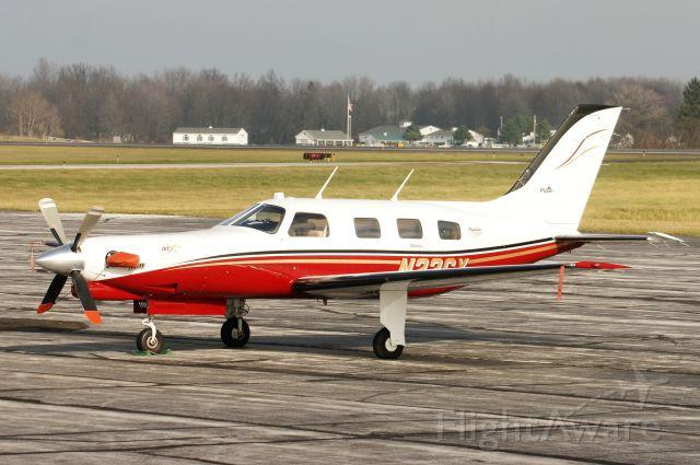 Piper Malibu Mirage (N22CX)