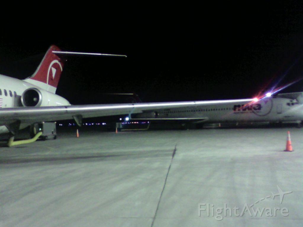 McDonnell Douglas DC-9-40 — - 3 DC-9 RONs
