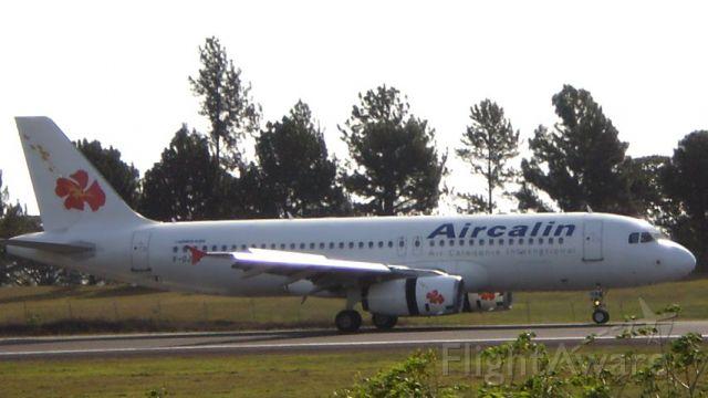 Airbus A320 (F-OJSB) - F-OJSB_1502 23 JUL, 2012