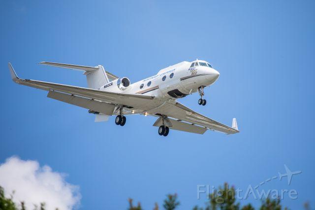 Gulfstream American Gulfstream 2 (N82CR)
