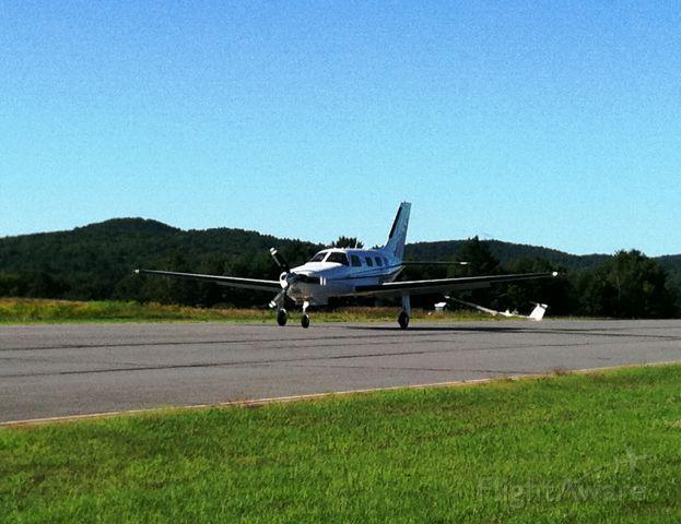 Piper Malibu Mirage (N630TG)