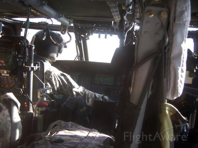 Sikorsky S-70 — - Flight from Baghdad to Taji, Iraq