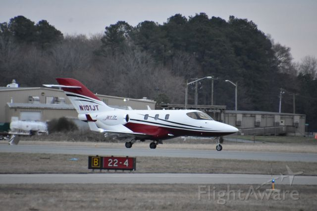 N101JT — - Arriving in Georgetown. Can't wait to see this one up close.