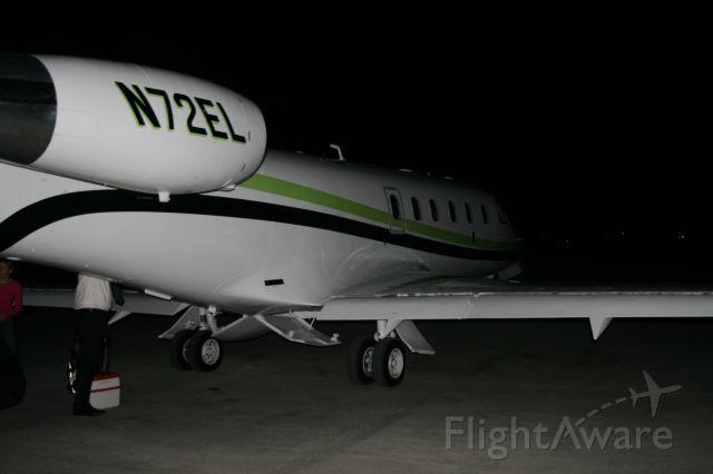 IAI Gulfstream G100 (N72EL)