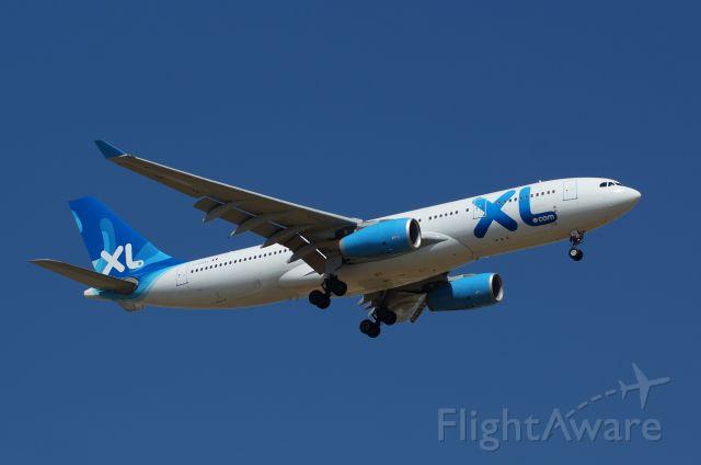 Airbus A330-200 (F-HXXL)