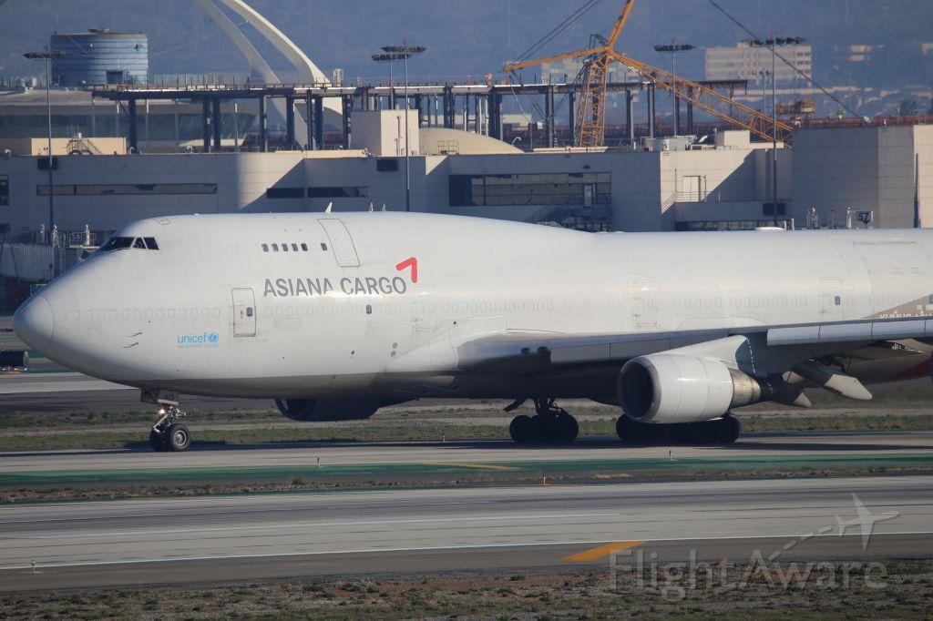 Boeing 747-400 (HL7413)
