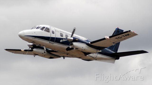 British Aerospace Jetstream 31 (TG-TAK)