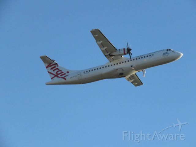 Aerospatiale ATR-72-500 (VH-FVX)
