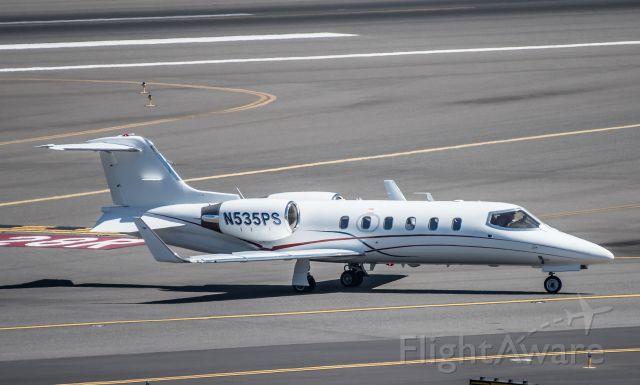 Learjet 60 (N535PS) - N535PS
