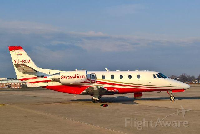 Cessna Citation Excel/XLS (YU-RDA)
