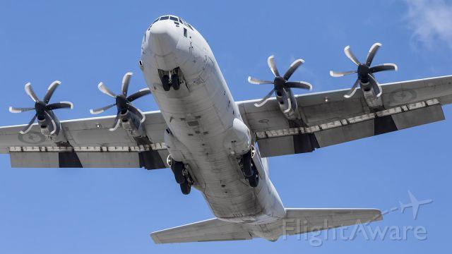 — — - RAAF, C130J, Hercules.