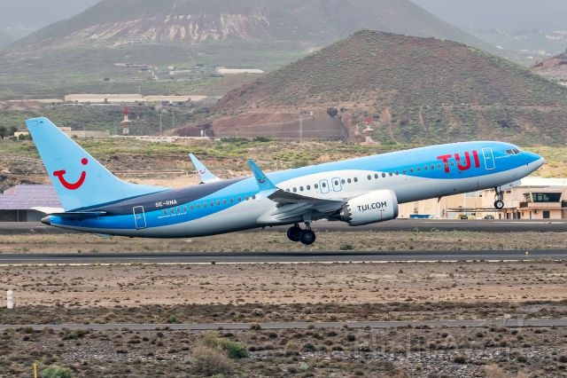Boeing 737 MAX 8 (SE-RNA)