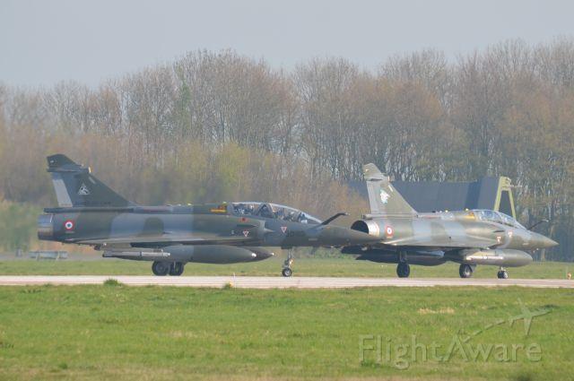 DASSAULT-BREGUET Mirage 2000 — - FRENCH AIRFORCEbr /FRYSLAN FLAG EXCERISE 2019