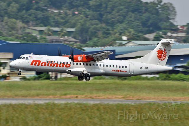 ATR ATR-72 (9M-LMS)