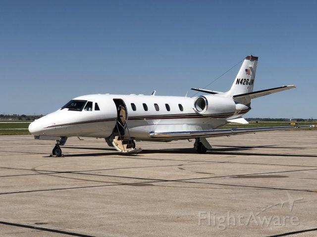 Cessna Citation Excel/XLS (N426JN)