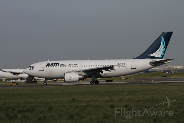Airbus A310 (CS-TJV) - Pedro Bronze