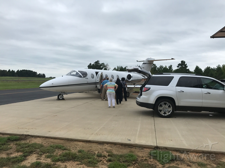 Beechcraft Beechjet (N567XP) - Supplies to KCRP after Hurricane Harvey