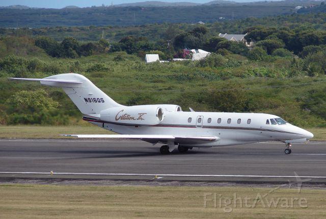 Cessna Citation X (N916QS)