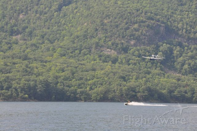 LAKE LA-200 (N99HB) - Lake George, Adirondack Mountains, NY