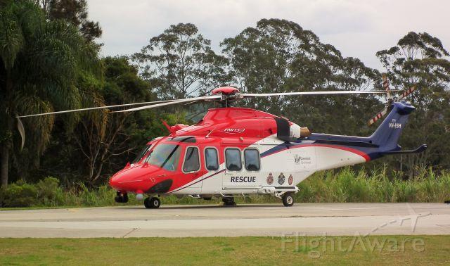BELL-AGUSTA AB-139 (VH-ESH) - Augusta Westland AW - 139
